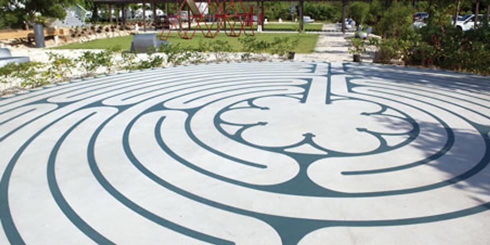 Labyrinth and Sculpture Garden