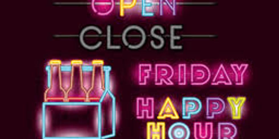 Friday Happy Hour