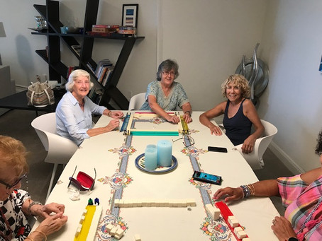 Tuesday MahJong Strong!