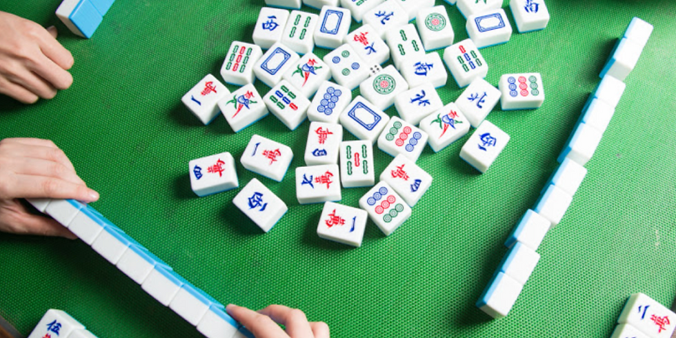 Friday Mahjong