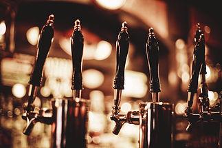 Los grifos de cerveza