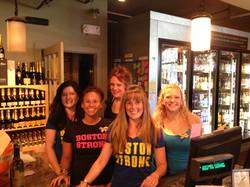 The girls of Beacon Hill/Melrose