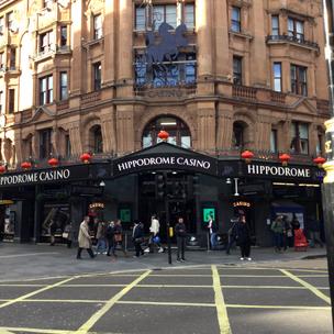 The Hippodrome  London
