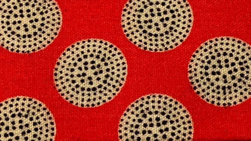 Masque tissu - RED HOT