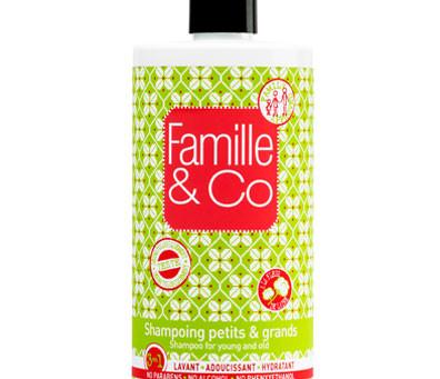 Enfin un shampoing pour toute la famille !