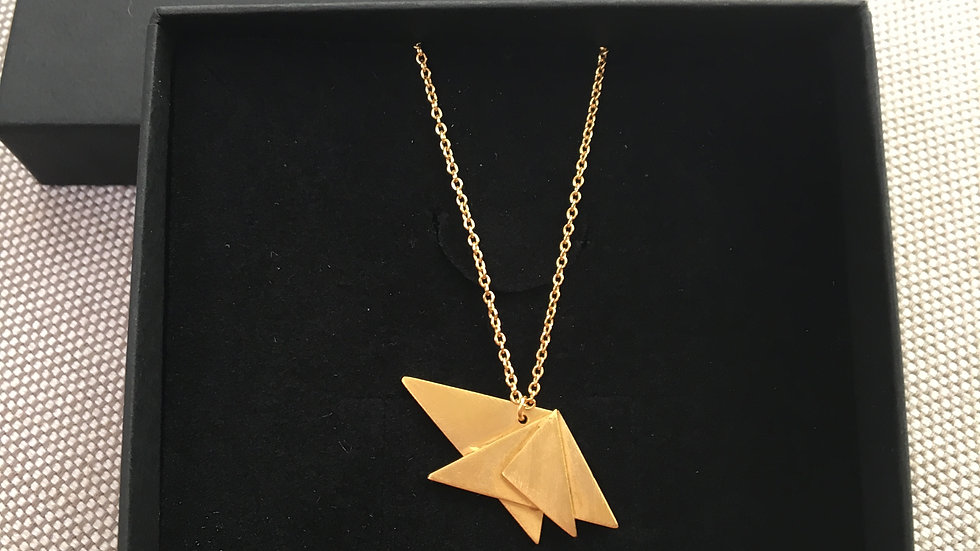 WINGWOMAN NECKLACE
