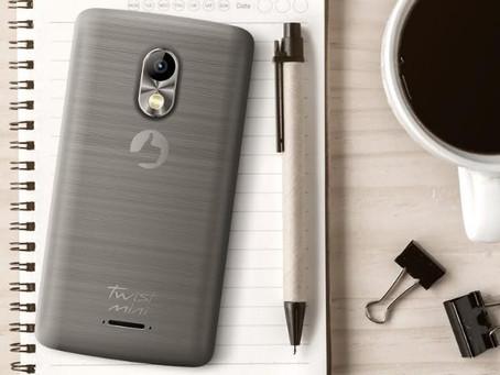 Twist Mini: novo smartphone de entrada da Positivo chega por R$ 429