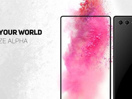 Maze Alpha: um novo celular sem bordas que deve arregaçar o mercado