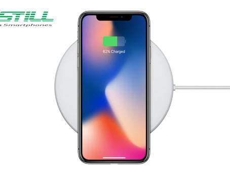 Bateria do iPhone X estaria sendo prejudicada por carregamento sem fio