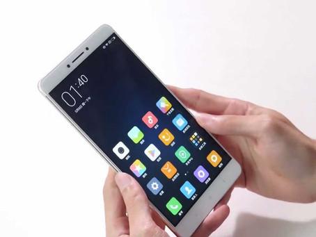 Xiaomi Mi Max é um monstro de 6,4' com bateria de 5.000 mAh