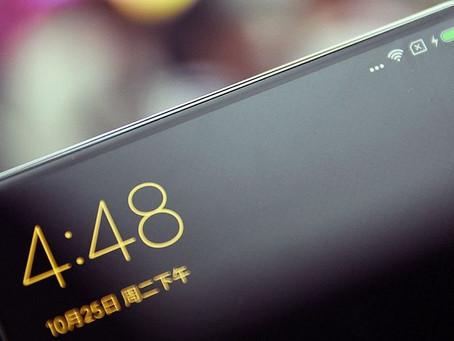 Vaza imagem do Xiaomi Mi MIX 2, um celular praticamente sem bordas