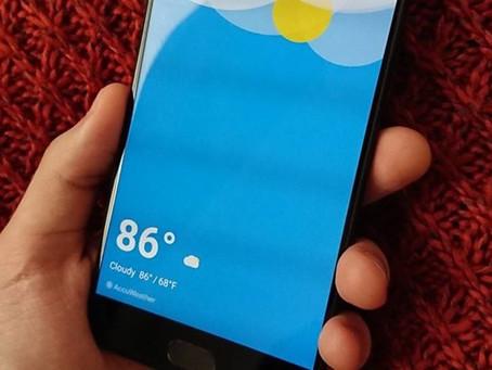 OnePlus lança mais um app para você tirar print da temperatura no celular