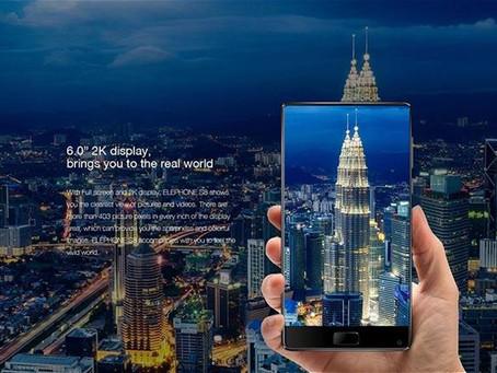 Elephone S8 é mais um chinês a combinar preço baixo, elegância e potência