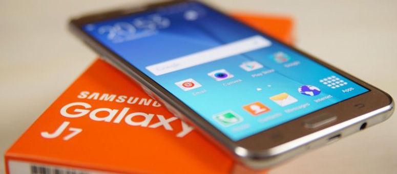 Galaxy J7 - Nexstill