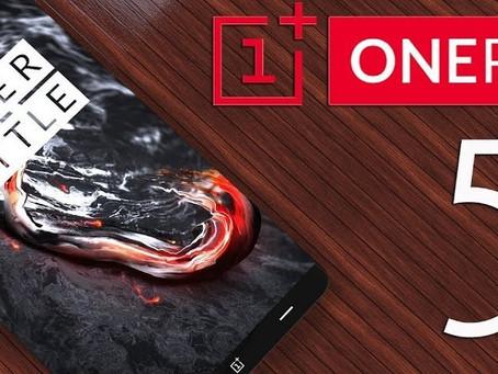 'OnePlus 5 será o smartphone top de linha mais fino do mercado', diz CEO
