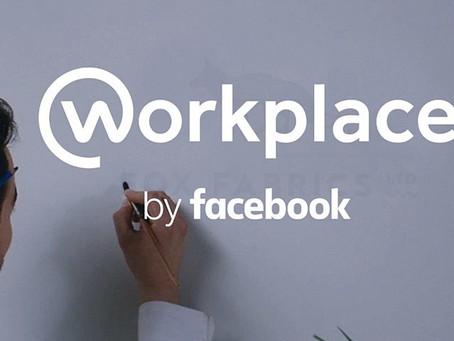 Facebook Workplace ganha versão gratuita para testes e mercados emergentes