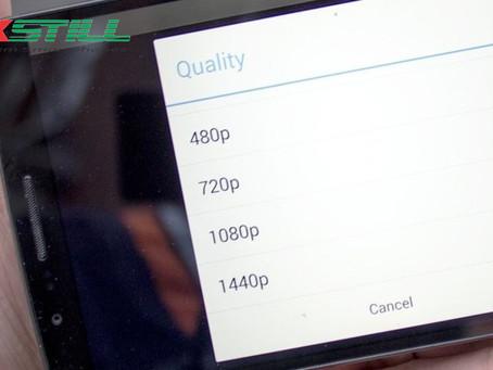 YouTube não disponibiliza mais resolução 1440p no aplicativo para celular