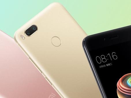 Xiaomi anuncia o Mi 5X, o seu novo intermediário com Snapdragon 625