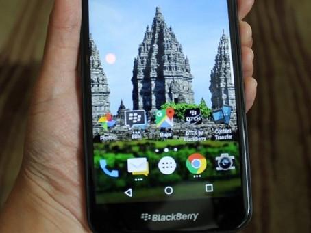 BlackBerry Aurora é um smartphone intermediário com 4 GB de RAM