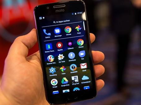Moto G5 é o smartphone mais buscado pelos brasileiros segundo comparador