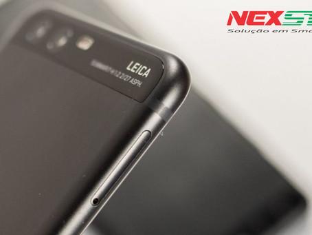 Próximo top de linha da Huawei teria tela recortada ao estilo iPhone X