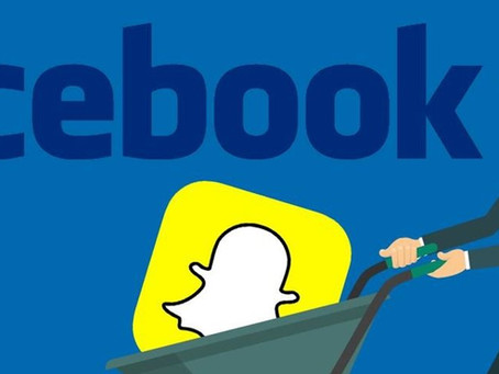 Mais um clone do Snapchat: Facebook lança no mundo todo o Messenger Day