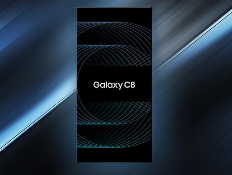Capturas do Galaxy C8 indicam que aparelho também terá sistema dual-câmera