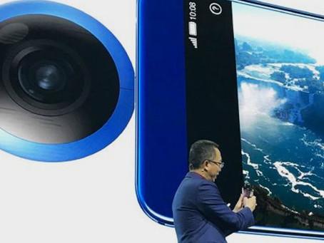 Huawei anuncia câmera de 360 graus para seus smartphones