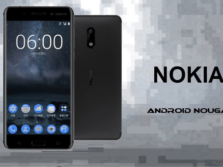Boas noticias: Nokia 6 vem ao ocidente em sua versão com 4 GB de RAM