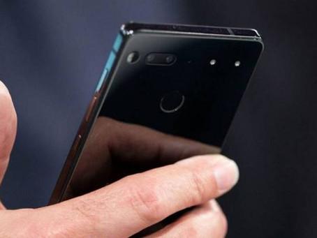 Smartphone do criador do Android é acusado de violação de marca