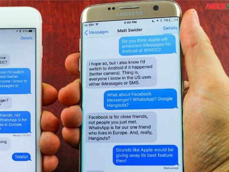 weMessage: aplicativo permite o uso do iMessage no Android