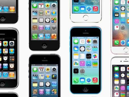 Mesmo após dez anos, dois terços dos iPhones vendidos ainda estão em uso