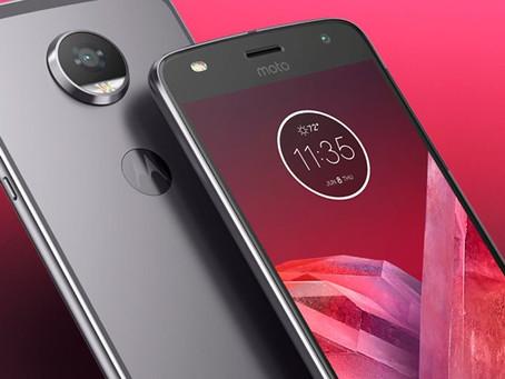 Oficial! Moto Z2 Play chega ao Brasil com novos Moto Mods por R$ 1.999