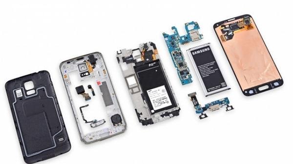 Samsung S5 assistênica técnica express