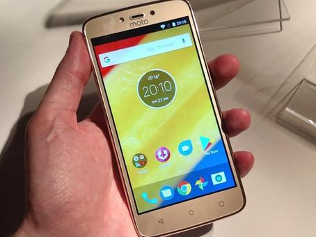 Motorola anuncia Moto C Plus com bateria parruda por R$ 699