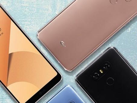 LG lança G6 Plus com 128 GB de espaço; ainda nada de 'Pro' com 6 GB de RAM