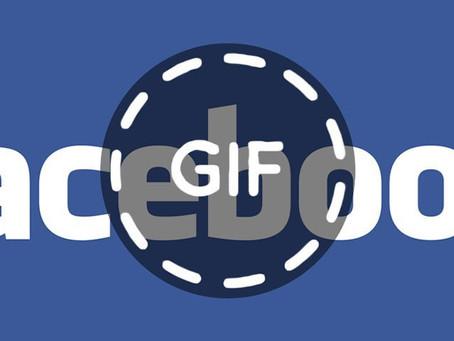 Facebook para iOS ganha criador de GIF