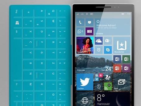 Nova patente sugere que Microsoft esteve trabalhando em smartphone dobrável
