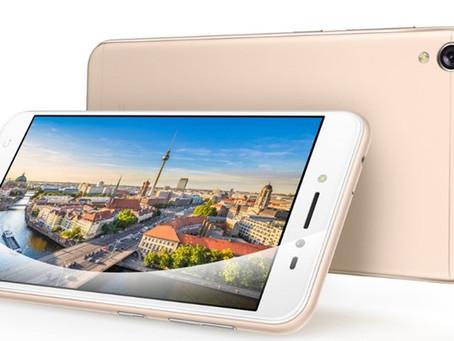 Asus confirma 'smartphone embelezador' ZenFone Live no Brasil para maio