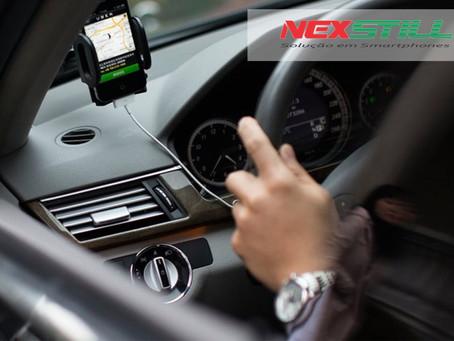 Novas regras para apps de transporte em SP entram em vigor semana que vem