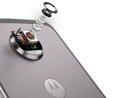 Novo vazamento confirma visual e principais especificações do Moto Z2 Play