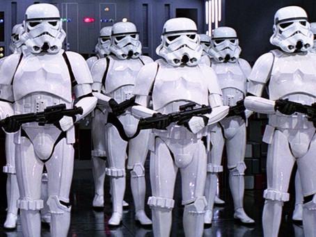 Faz sentido! Star Wars inspirou design icônico dos fones de ouvido da Apple