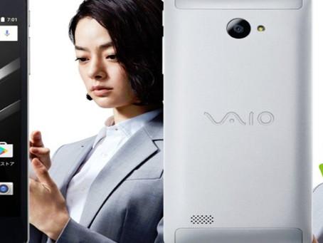 Lembra dela? Japonesa Vaio anuncia novo smartphone com Android