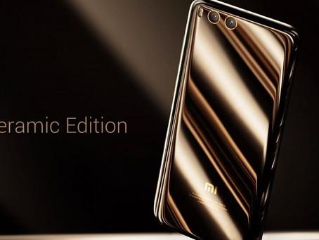 Xiaomi lança Mi 6 em cerâmica por US$ 436