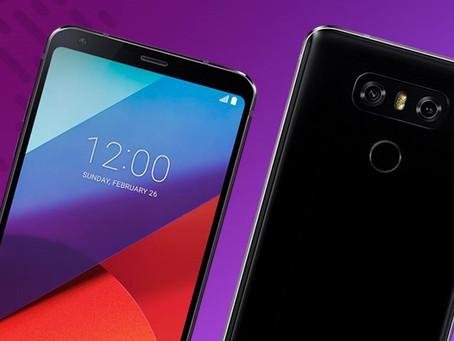 Consumidor poderá fazer 'test drive' com smartphone LG G6