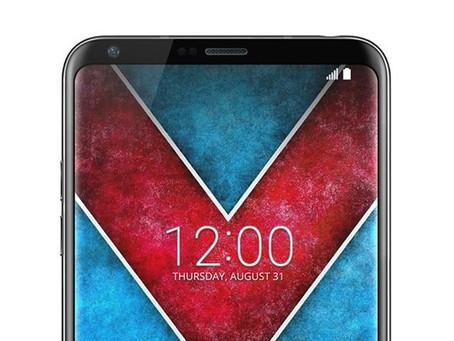 LG confirma tela POLED no V30, que teve o seu visual vazado