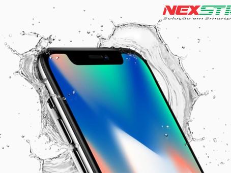Apple pode abandonar o 'entalhe' do iPhone em 2019, afirma site sul-coreano