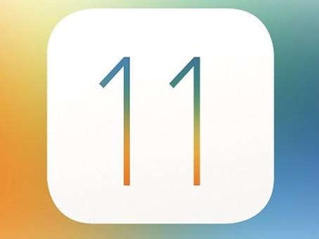 Ajustar o brilho da tela vai ser um pouco mais complicado no iOS 11