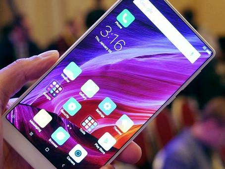 Rapaz! Xiaomi quer que display do Mi Mix II ocupe 93% do corpo do celular
