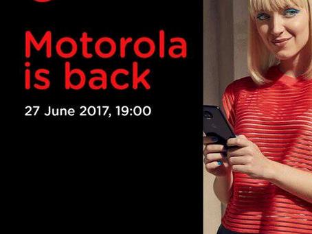 Convite para evento sugere que Moto Z2 será anunciado em 27 de junho